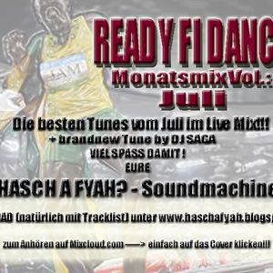 Ready fi Dance? Vol.6 JULI Tunes