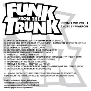 Powercut - Funk From The Trunk Promo Mix Vol. 1