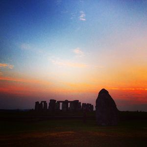 Letters from the Wisdom Master (Recorded Stonehenge Summer Solstice 2016)