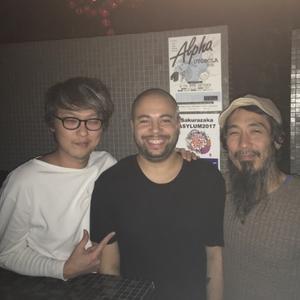 01.01.2017 - Edouard Von Shaeke @ G  - Naha / Okinawa - JP (Part 2)