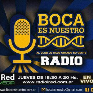 Boca es Nuestro. Programa del jueves 21/9 en iRed.tv
