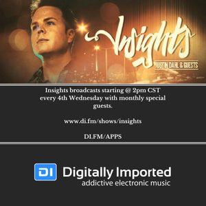 Justin Dahl Presents Insights on DI.FM Episode # 184