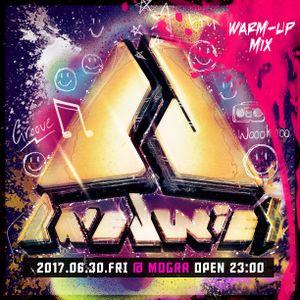 RAVE JUNKIES Warm-up Mix by Kazateru