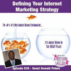 Defining Your Internet Marketing Strategy