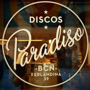 JSD, Marc Brunés @ Discos Paradiso (Barcelona, june 2016)