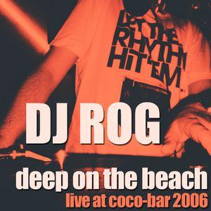Deep On The Beach - Live At Coco-Bar 2006