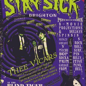Stay Sick Radio Show (26th July 2012)