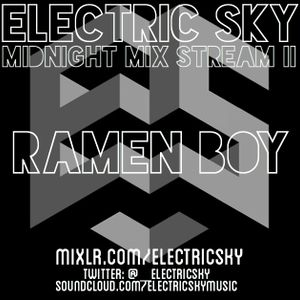 MIDNIGHT MIX STREAM II - Ramen Boy
