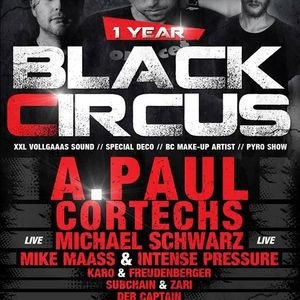 Mike Maass & Intense Pressure @ One Year Black Circus // Bogen 2, Cologne [28.12.03]