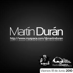 B4 D@ Club - Martín Durán Viernes 18.06