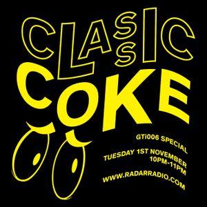 Classic Coke - 1st November 2016