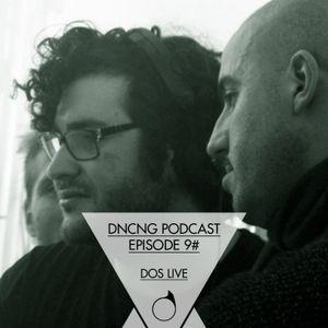 DNCNG Podcast Episode 9 - DOS live 03.2011
