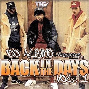 DJ Alemo - Back In The Days Vol. 1