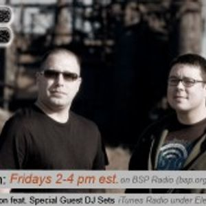 Bryson on Sound Function Radio Show June 11, 2010