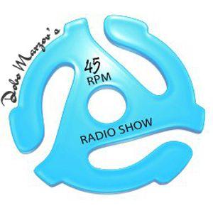 The ''45 RPM'' Radio Show #166 (14.07.2012)