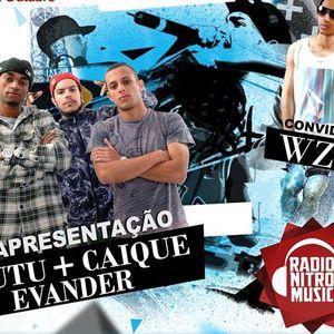 WZY Ao Vivo 06/10 no Programa Renova Rap