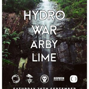 Foundation Presents Hydro & War // Promo Mix // Drum & Bass