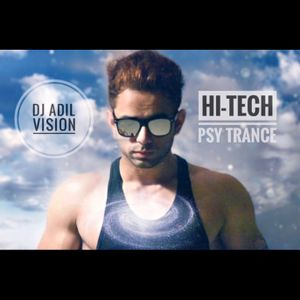 Chill Psy To Hi-Tech & Hard style Experimental Mix 80 To 180 Bpm Switch DJ Adil Live!
