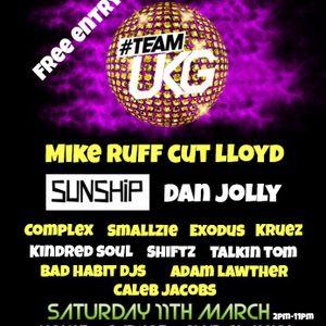 Shiftz - Team UKG promo mix March 17