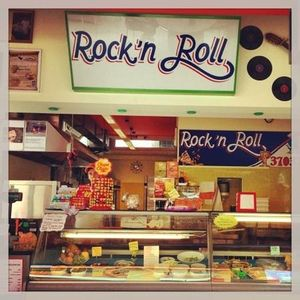 ROCK N ROLL , DOOWOP , ROCKABILLY , ( OR SOMETHING LIKE THAT ) LOL