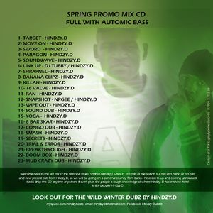 SPRING DUBZ - FROM THE SEASONAL MIXES hosted by Oranje