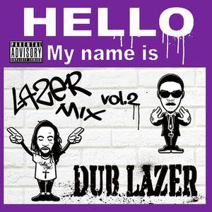DUB LAZER / LAZER MIX vol.2