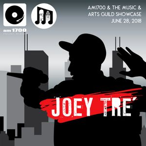 The Music & Arts Guild Showcase, Episode 094 :: Joey Tre' :: 28 JUN 2018