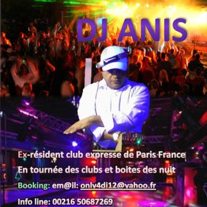 Deep Tech & Tech -House live by Dj Anis Turki email Booking -only4dj12@yahoo.fr