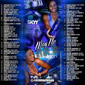 VA-Dj WhaGwaan - Way Up Stay Up (Promo Cd) 2014