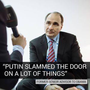 Putin Slammed The Door On A Lot Of Things – Former Senior Advisor To Obama