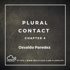 PLURAL CONTACT#4 Osvaldo Paredez (Setiembre 2017)