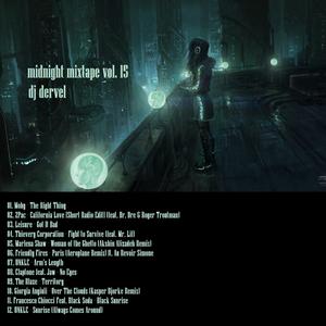 dj dervel - midnight mixtape vol. 15