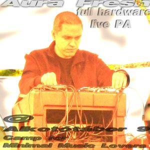Aura Fresh full hardware Live PA @ Alkototabor 9 2012 07-22