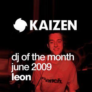 DJ of the Month June 2009 - Leon