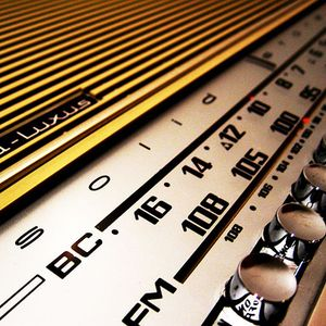 Old Radio Static