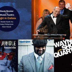 Kocham Jazz w RadioJAZZ.FM 28/01/2014 - Nagrody Grammy 2014!!!