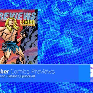 Episode 48 – November Comic Previews