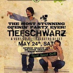 Tiefschwarz live @ Clorophilla - 25.08.2007 part 2