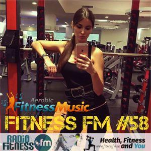 FITNESS FM #58 - Cardio-Run-Aerobic (133bpm)