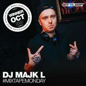 MixtapeMonday Winner October - DJ MAJK L - Straight 2 Da Club Mixtape