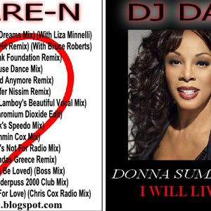 I Will Live For Love the DJ Dare-N Donna Summer Tribute Part 2