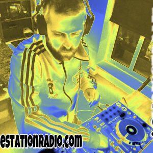 DJ HAMMY'S W14 SESSIONS ! HOUSESTATIONRADIO.COM SHOW 09-JUL-2017