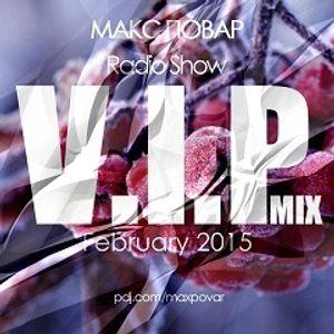 V.I.P Mix Radio Show (February 2015)