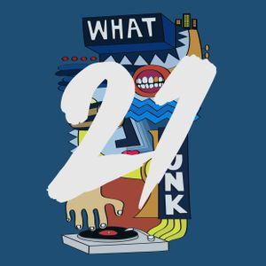 Whatafunk Worldwide Radio Show #21 01.10.17