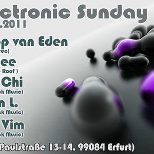 01-05-11 Electronic Sunday mit Miss Vim