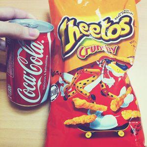 The Cheetos & Coke Show (03/20/14)