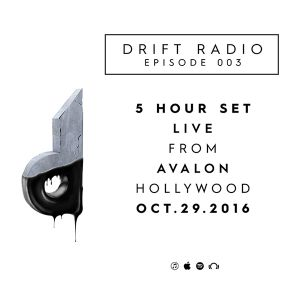 Drift Radio - Episode 003