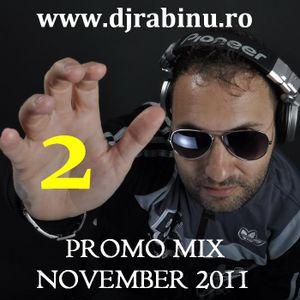 Dj Rabinu Promo Mix November 2-2011