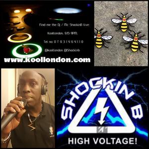 Solo ShockinB Dj Mc live on koollondon 11 08 17