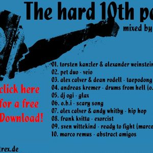 the hard 10th. vol.5 by sub.ego